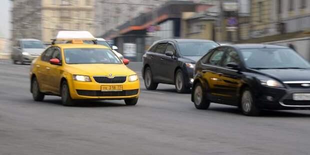 Столичная служба такси бьет рекорды по темпам развития