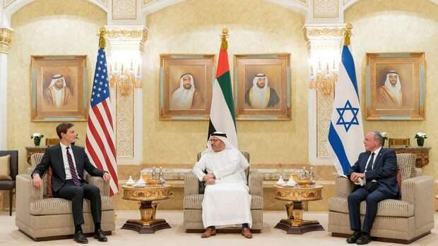 В администрации Трампа подтвердили подписание мирового соглашения Израиля и ОАЭ