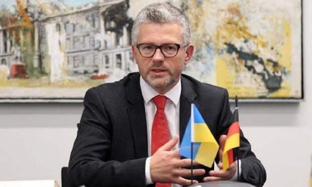 Посла Украины возмутила реакция ФРГ на удар по Донбассу БПЛА Bayraktar