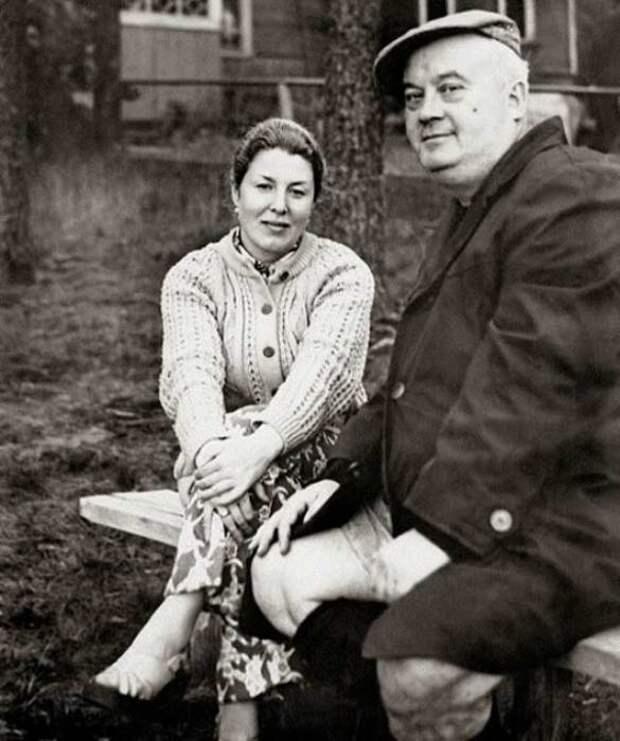 Евгений и Наталья Моргуновы. / Фото: www.radiovera.ru