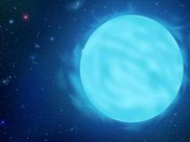 Невообразимо высокие температура и светимость самой яркой звезды во Вселенной