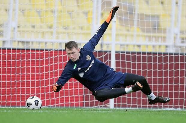 Сафонов набирает форму во второй команде «Краснодара»