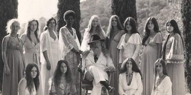 Самоназванный преподобный отец Йод с женами история, люди, редкие, фото