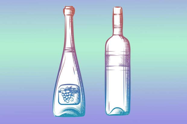 Гликемический индекс вина