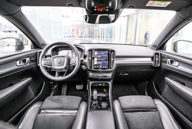 Тест-драйв: Volvo XC40