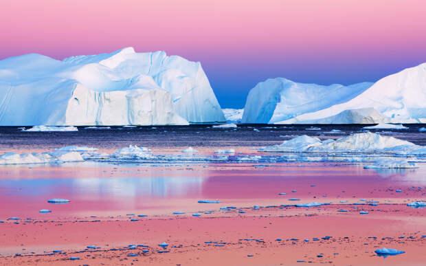 Американские ВМС будут патрулировать границы РФ в Арктике