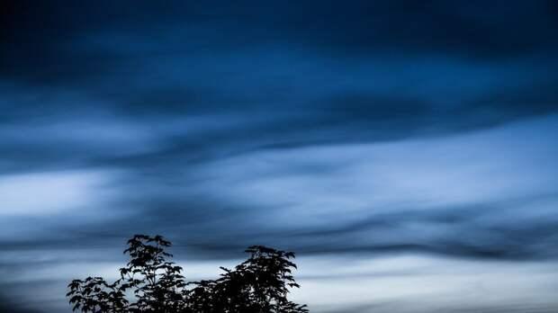 Московский планетарий рассказал о возможности понаблюдать за серебристыми облаками в августе