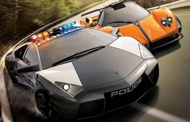 Need for speed: Hot pursuit возвращается вновь!