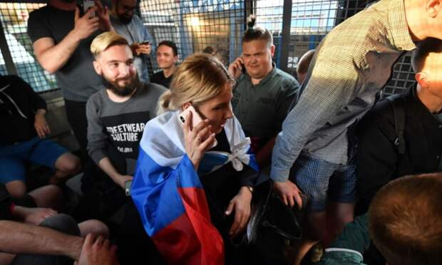 """Меркель ее же оружием: За """"отравление"""" Навального предложили посадить """"Ярмыш с Соболью"""""""