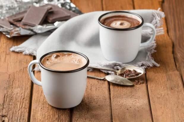 зимние напитки, рецепт какао, напитки для зимы