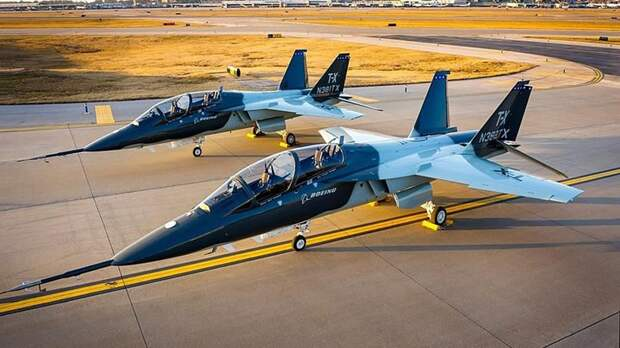 США начали испытания истребителя нового поколения