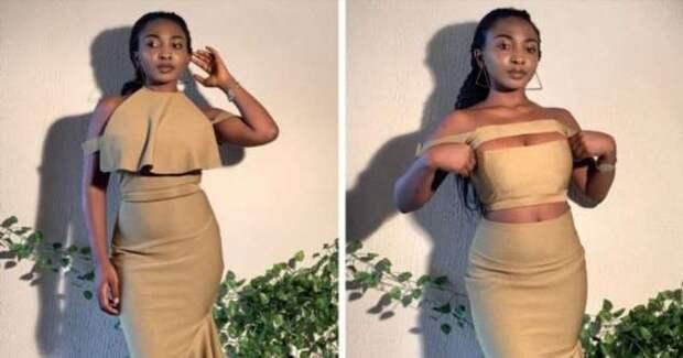 Многофункциональные платья от молодого нигерийского дизайнера