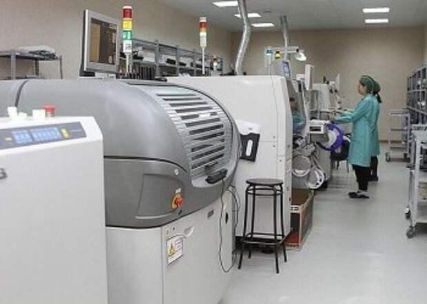 Реконструкция производства для серийного выпуска материнских серверных плат