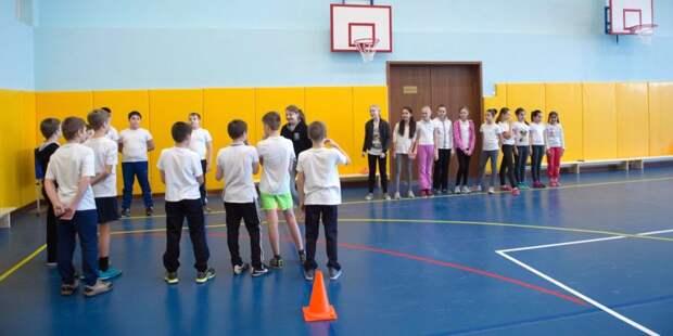 Бесплатные занятия для детей по общей физической подготовке проводят на улице 8 Марта