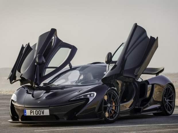 У суперкара-гибрида McLaren P1 появится новая версия