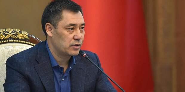 Жапаров вступил в должность президента Киргизии