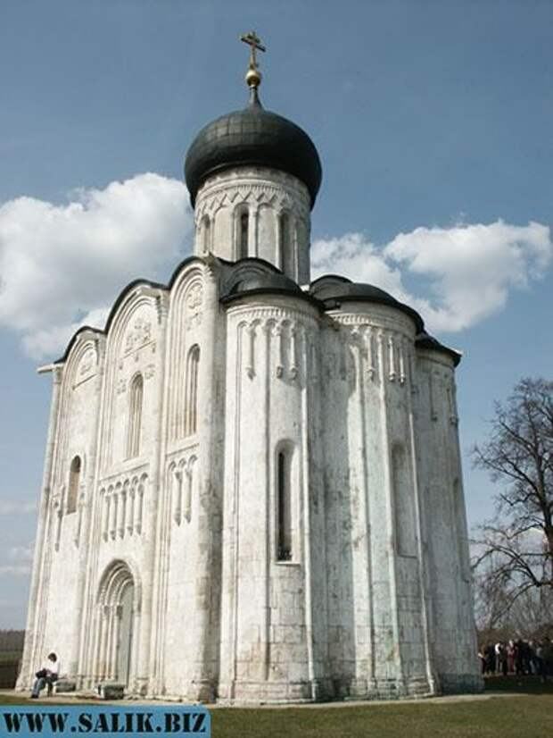 Допотопный Боголюбский монастырь