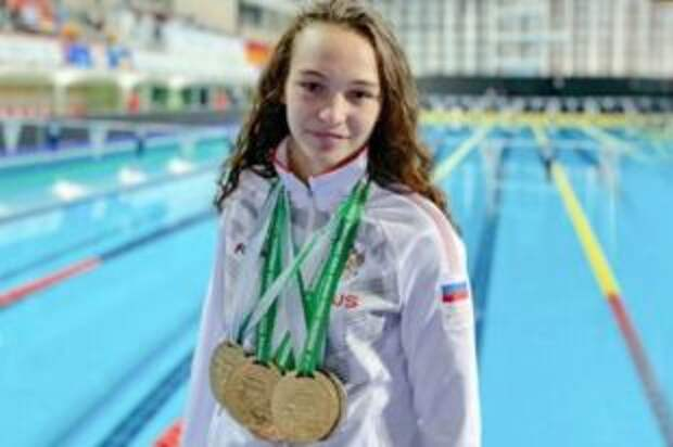 Россиянка Ищиулова взяла серебро в плавании на Паралимпийских играх