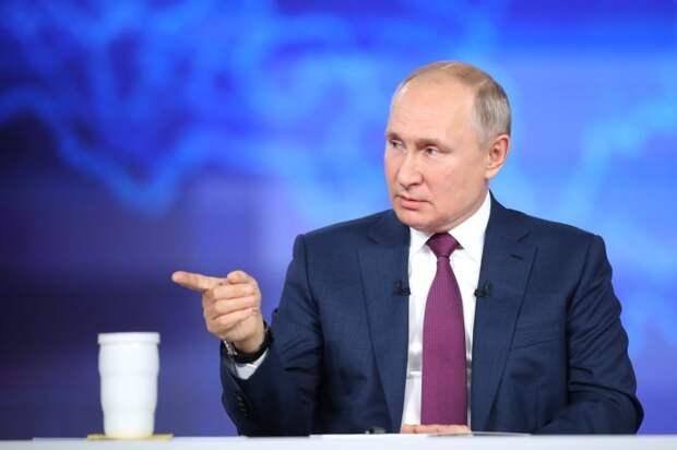 Путин не уходит, рано провожают