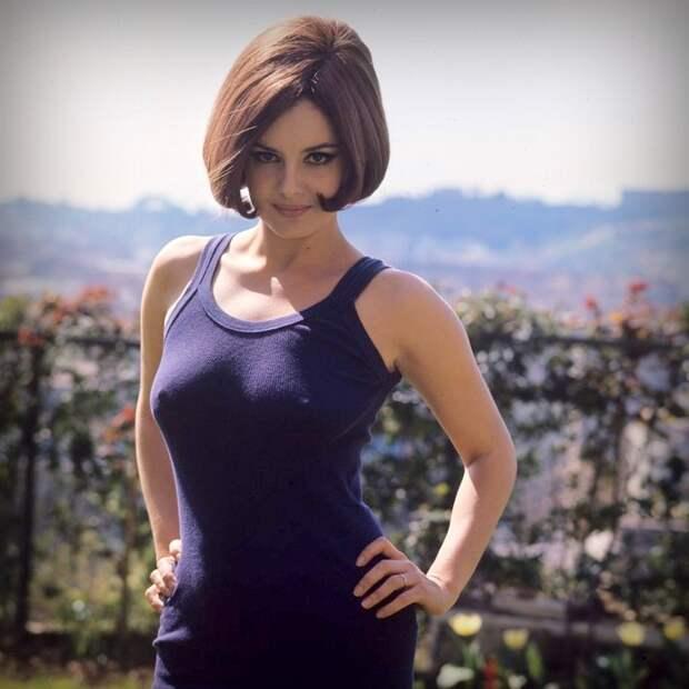 Итальянская актриса Россана Подеста