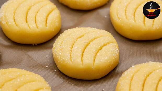 Вкуснее печенья на скорую руку не бывает!