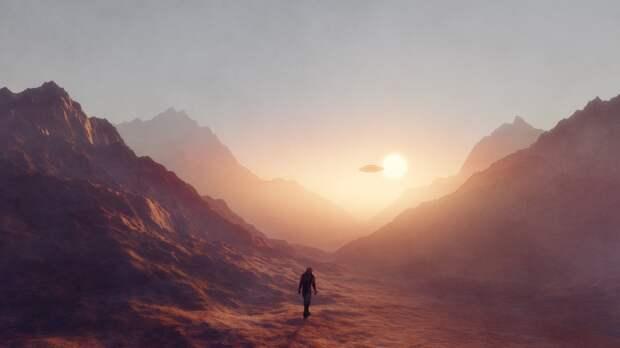 В архивах ЦРУ нашли документы, в которых говорится о том, что на Марсе искали следы жизни в 1984 году