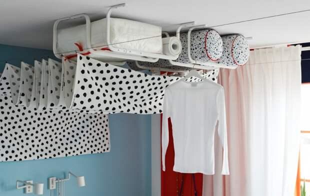 Неожиданные идеи хранения от IKEA