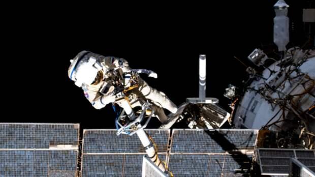 В NASA назвали срок эксплуатации МКС
