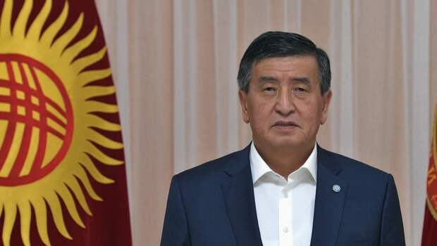 Массовые протесты вынудили президента Киргизии уйти в отставку