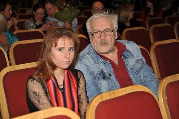 71-летний Борис Невзоров в третий раз стал отцом и дал дочери имя ушедшей жены