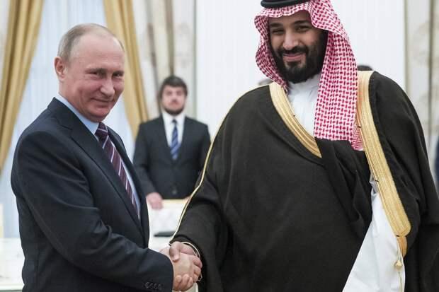 «Беспрецедентные сделки»: Саудовская Аравия планирует инвестировать в Россию
