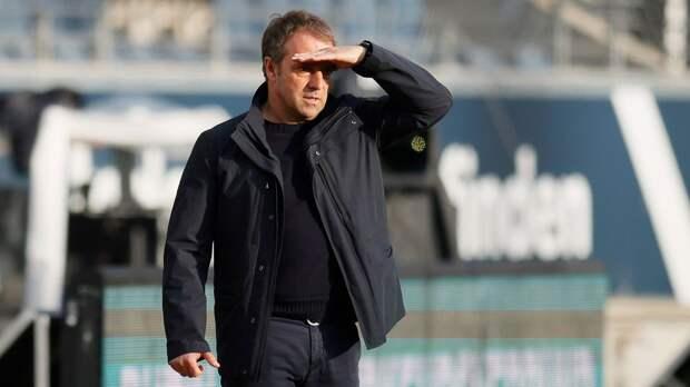 Источник: Флик летом сменит Лева на посту главного тренера сборной Германии