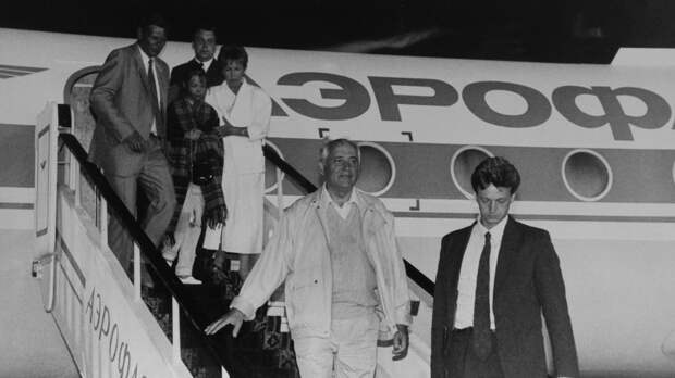 «19 августа я был в Форосе»: Вячеслав Генералов о путче, Горбачёве и распаде СССР