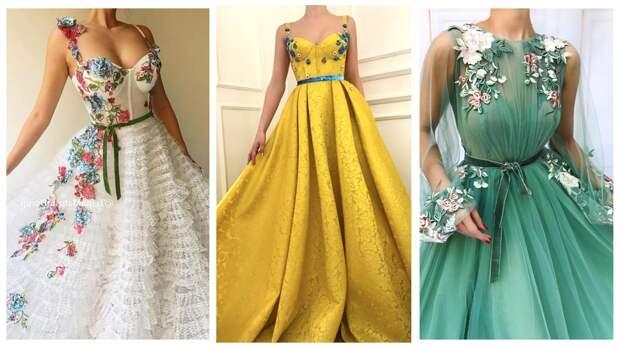 Непростой путь к мечте Теуты Матоши: 20+ сказочных платьев бренда Teuta Matoshi