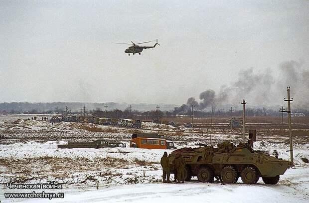 25 лет штурму Первомайского