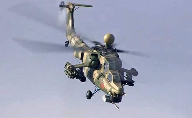 Сирийский конфликт лишил российские вертолеты уязвимостей