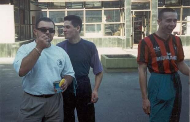Рэкетиры из 90-х
