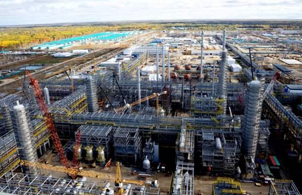 210 заводов и промышленных комплексов строятся в России в настоящее время