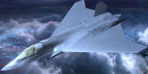 Великобритания показала концепт истребителя шестого поколения Tempest