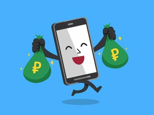 Лучшие приложения для мобильного заработка
