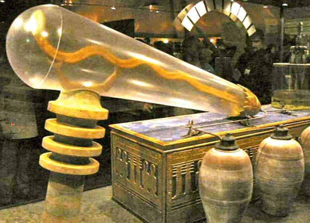 Открытие: в далеком прошлом наши предки использовали источники вечной энергии