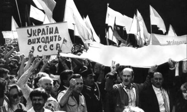 Голос Мордора: 30 лет Декларации о суверенитете Украины – обещали вторую Францию, а построили несчастную АнтиРоссию