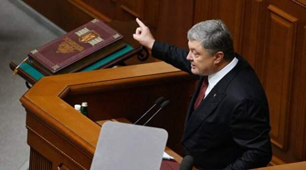 Парад самоубийц в украинской политике