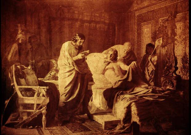 Невероятная храбрость Александра Македонского