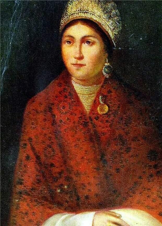 «Женщина с косой»: героиня войны 1812 года Василиса Кожина