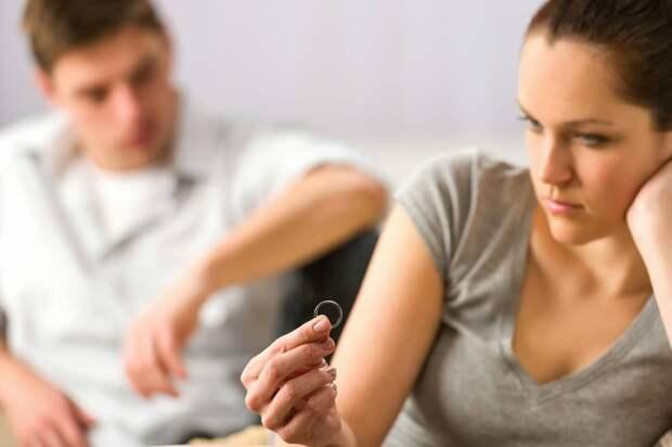 На гражданский брак соглашаются женщины с низкой самооценкой...