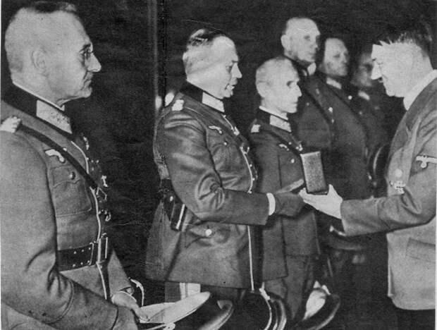 Как Буденный помог главному генералу вермахта завоевать пол-Европы
