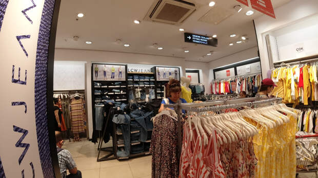 Зашли в турецкий магазин марки LC WAIKIKI. Рассказываю в чем отличие турецких магазинов от русских