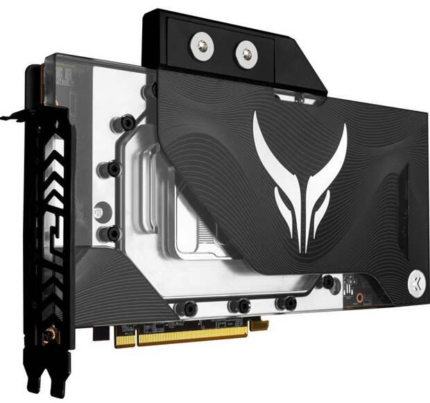 PowerColor представила Radeon RX 6900 XT Liquid Devil Ultimate с водоблоком и отборными графическими процессорами Navi 21