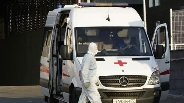 ВРоссии засутки выявили 24 072 новых случаев заражения коронавирусом